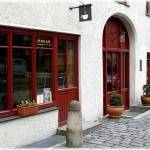 Eser 21: Café, Eingang, Kontaktpunkt