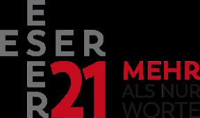 Eser21.de Retina Logo